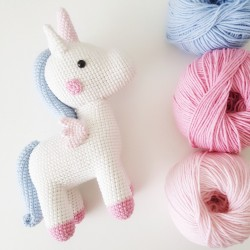 Jucarie handmade unicorn...
