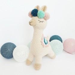 Jucarie handmade lama...